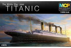 Academy 1/400 R.M.S Titanic Mcp (Colour Parts) image