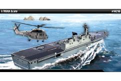 Academy 1/700 Rep Of Korea Heli-Pad Ship image