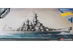 Academy 1/700 USS Missouri BB-63 Special Edition image