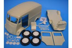 TPB Models 1/25 Morris J Van Kerbside Pack (Resin) image