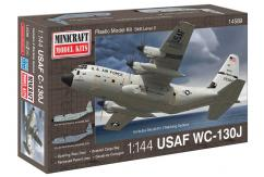 Minicraft 1/144 WC-130J USAF image