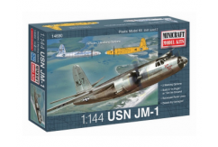 Minicraft 1/144 JM-1 Joe's Banana Boat USN with 2 Decal Options image