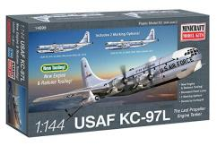 Minicraft 1/144 KC-97L USAF - 2 Decal Options image
