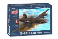 Minicraft 1/144 B-24D Liberator USAAF 8th Force - 2 Decal Options image