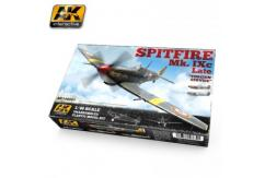 "AK Interactive 1/48 Spitfire Mk. IXc Late ""Foreign Service"" image"