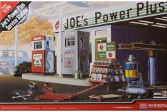Academy 1/24 Joe's Power Plus Gas Service Station image