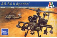 Italeri 1/72 AH64 Apache Helicopter image