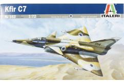 Italeri 1/72 Kfir-C7 Fighter image