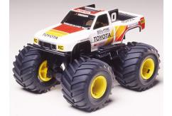 Tamiya Mini 4WD Toyota Hilux Monster Racer image