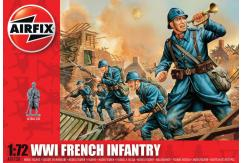Airfix 1/72 WWI French Infantry image