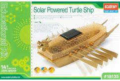 Academy Solar Powered Turtle Ship image