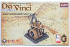Academy Educational Da Vinci Flying Machine image