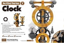 Academy Educational Da Vinci Clock image