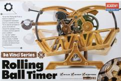Academy Educational Da Vinci Rolling Ball Timer image
