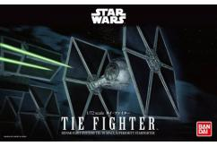 Bandai 1/72 Star Wars Tie Fighter - Snap Kit image
