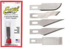 Excel #1 Assorted Blades 5 Pack image
