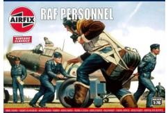 Airfix 1/76 WWII RAF Personnel image