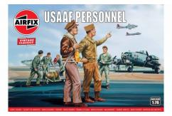 Airfix 1/76 WWII USAAF Personnel image