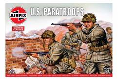 Airfix 1/72 WWII US Paratroops image