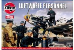 Airfix 1/76 WWII Luftwaffe Personnel image