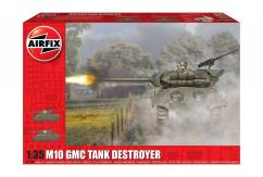 Airfix 1/35 M10 GMC US Army image