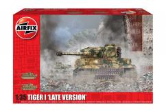 Airfix 1/35 Tiger I Late Version image
