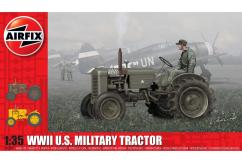 Airfix 1/35 WWII U.S Military Tractor image