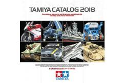 Tamiya 2018 Catalogue image
