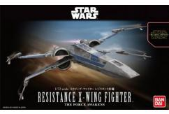 Bandai 1/72 Resistance X-Wing Fighter - Snap Kit image