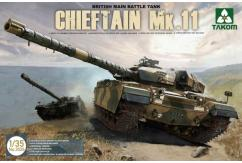 Takom 1/35 Brit. Main Battle Tank Chieftan Mkii image