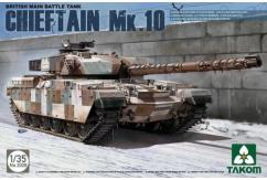 Takom 1/35 Brit. Main Battle Tank Chieftan Mk10 image