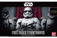 Bandai 1/12 First Order Stormtrooper - Snap Kit image