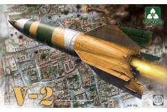 Takom 1/35 WWII V2 Single Stage Missile image