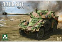 Takom 1/35 U.S. Medium Tank M-47/E/M 2 In 1 image
