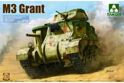 Takom 1/35 British Medium Tank Grant image