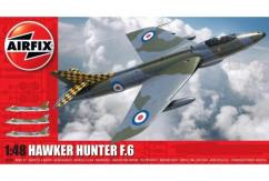 Airfix 1/48 Hawker Hunter F6 image