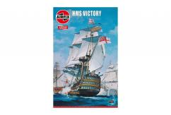 Airfix 1/180 HMS Victory 1765 image