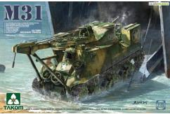Takom 1/35 M31 US Tank Recovery Vehicle image