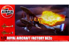 Airfix 1/72 Royal Airforce Factory BE2c image