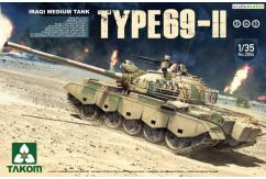 Takom 1/35 Iraqi War Against ISIS Tank T-69 image