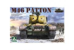 Takom 1/35 US Medium Tank M-46 Patton image