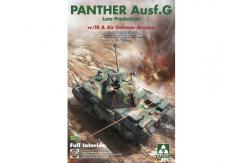 Takom 1/35 Panther Ausf.G Late with IR & AIR Armour image