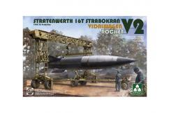 Takom 1/35 Stratenwerth with V2 Rocket image