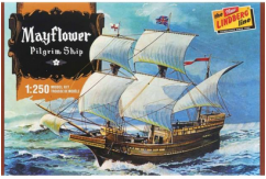 Lindberg 1/250 Mayflower image