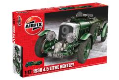 Airfix 1/12 Bentley 4.5ltr Supercharged 1930 image