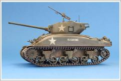 Italeri 1/35 Sherman M4-A1 All image