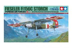 Tamiya 1/48 Fi156C Storch Foreign Air Forces image