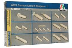 Italeri 1/72 WWII German Aircraft Weapons- 2 image