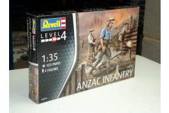 Revell 1/35 ANZAC Infantry 1915 image