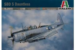 Italeri 1/48 SBD-5 Dauntless - RNZAF 75th Special image